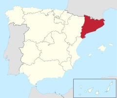 ruta por cataluña