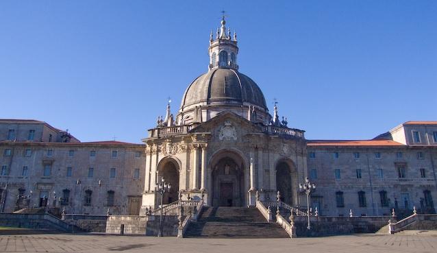 Monasterio de loyola