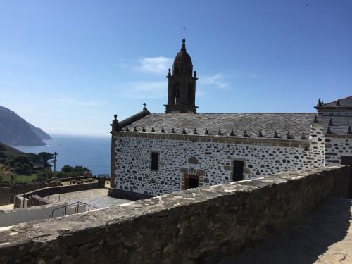 Iglesia San Andrés de Teixido