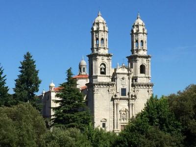 Monasterio sobrado dos monxez