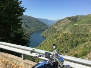 rutas en moto por galicia