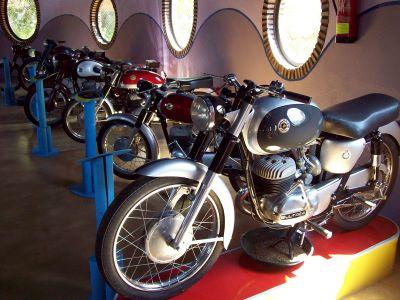 Museo de la moto Hervás