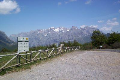 ruta en moto por picos de europa