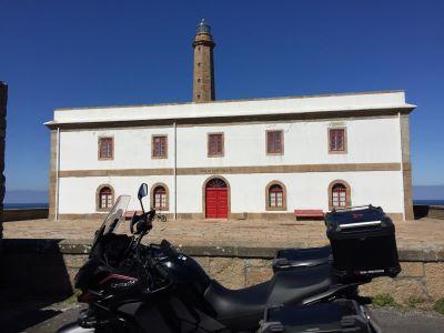 ruta faros de galicia