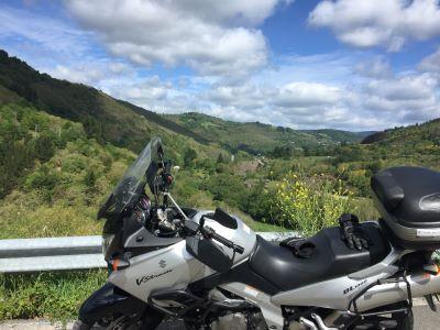 rutas en moto por Cantabria